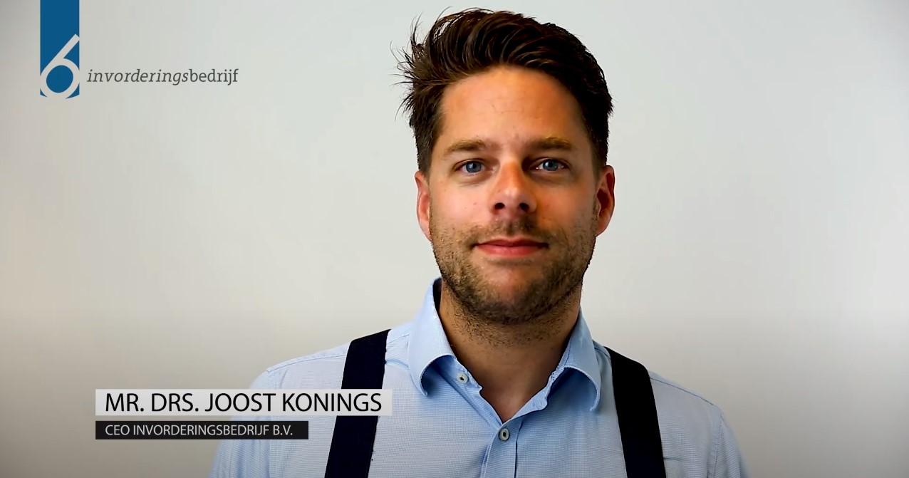 Video | Joost Konings | Invorderingsbedrijf