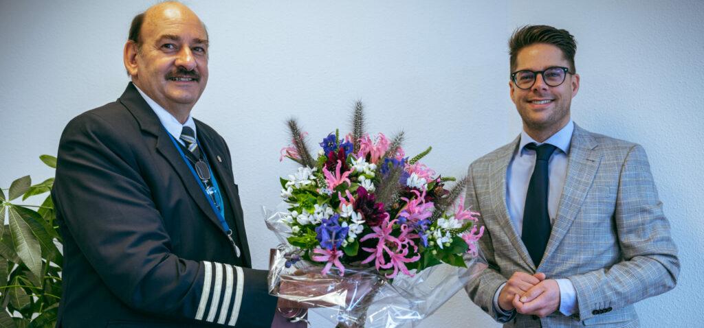 Invorderingsbedrijf legt beslag op vliegtuig TUS Airways