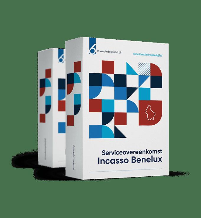 Serviceovereenkomst Incasso Benelux