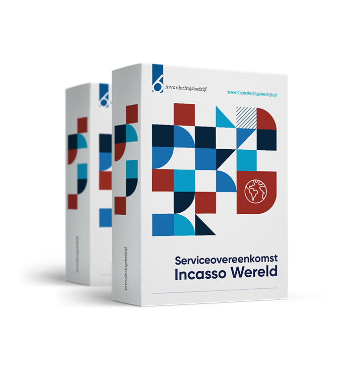 Serviceovereenkomst Incasso Wereld