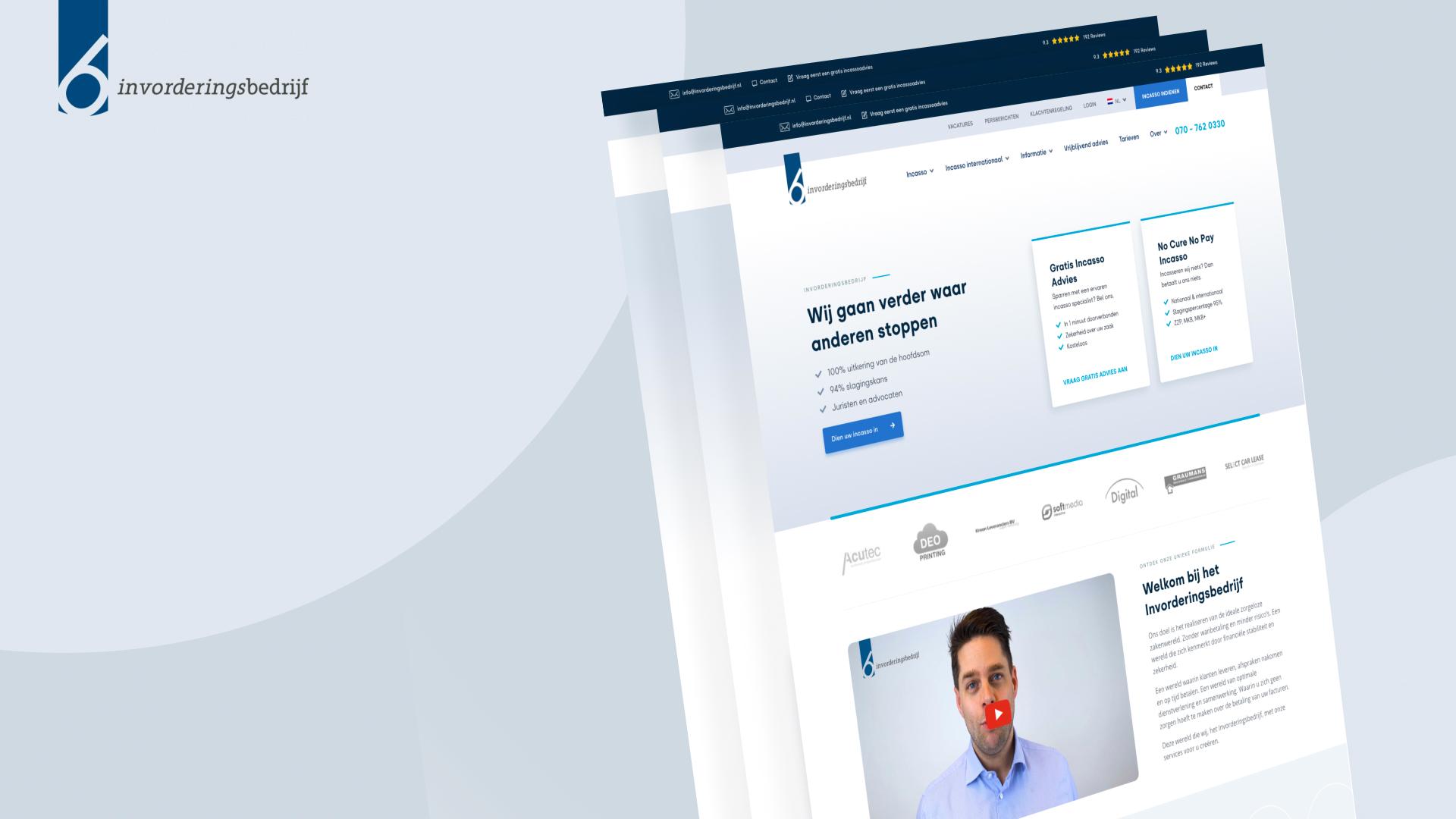 Website Invorderingsbedrijf